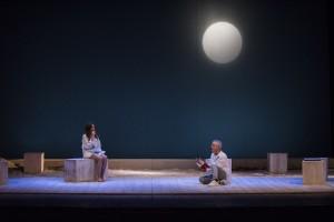 MELAMPO Carlo Lizzani e Claudia Crisafio - Ph Matteo Montaperto